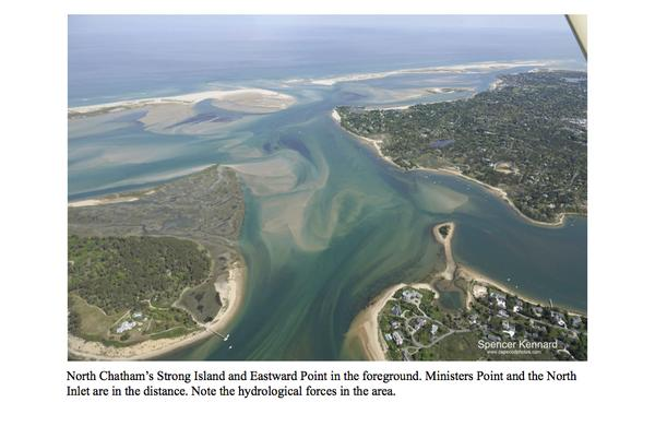 chatham harbor dredge report