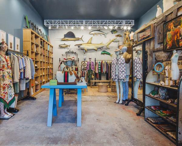 Gucci and Melet Mercantile Hamptons Pop Up