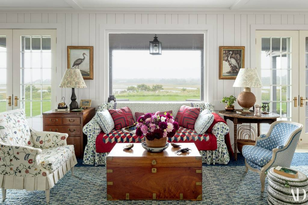 Nantucket summer home beach house inspiration