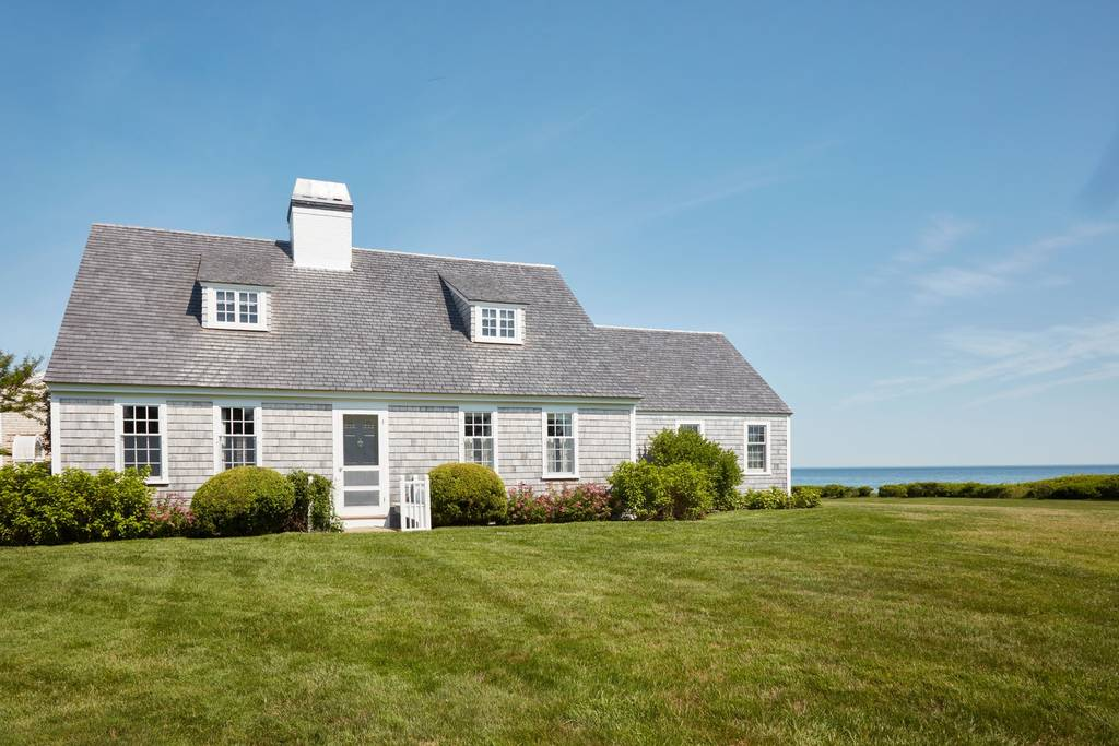 classic cape cod style house on martha's vineyard
