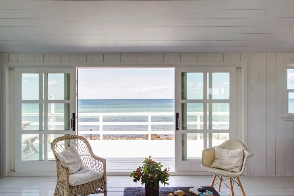 falmouth beach cottage for simple living