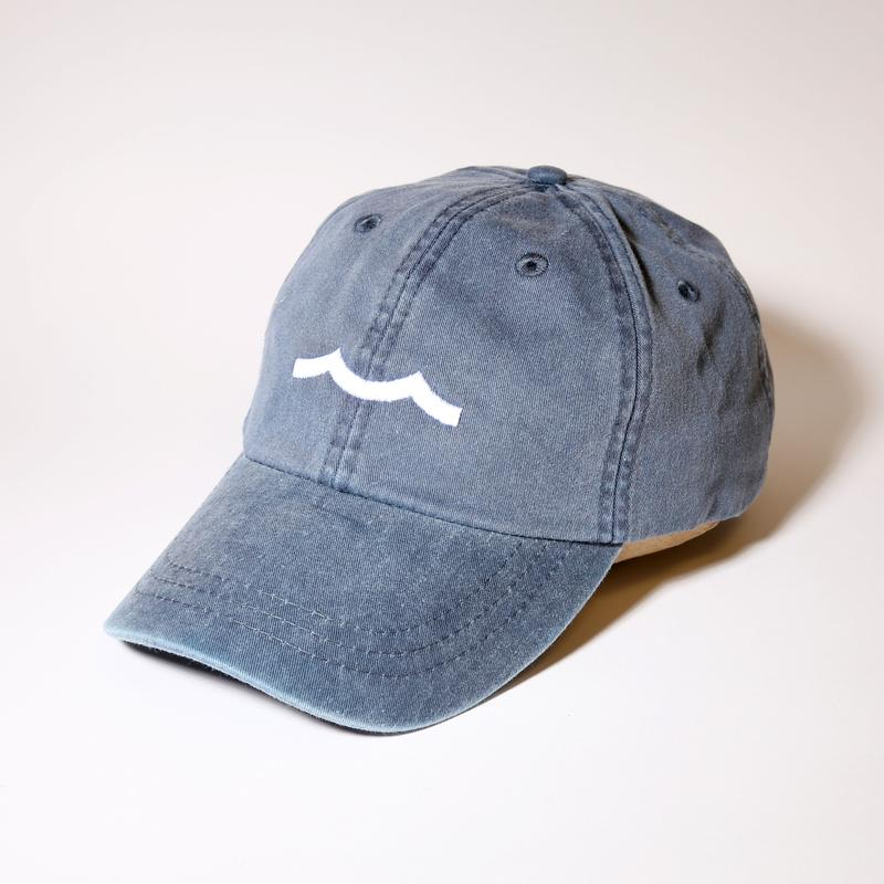 Roth Tevet Hat in Washed Blue