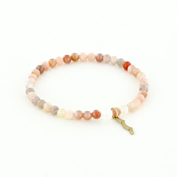 Sun Safety UV Awareness Bracelet sunstone Rayminder