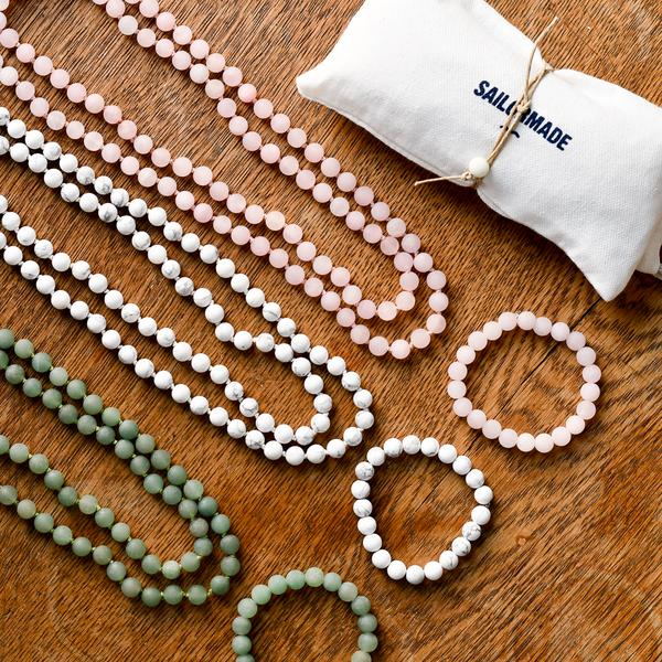 Whatknot Beaded Necklace + Bracelet Kit Bundle #1